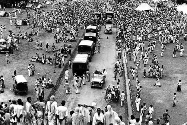 1947 में भारत कैसा था